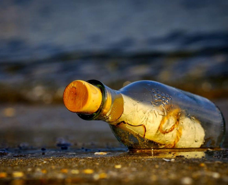 Willkommen bei der Flaschenpost