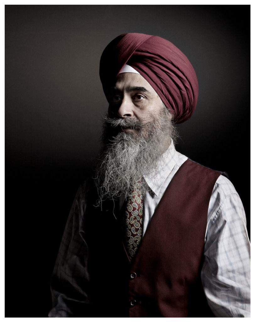 Fotoshooting Portrait Ranjid