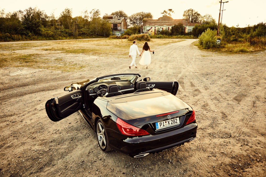 Mercedes Burmester Hochzeit Finale