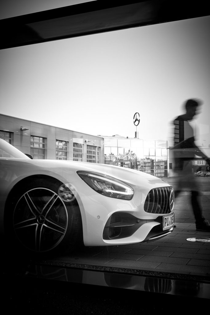 Mercedes Burmester Rellingen