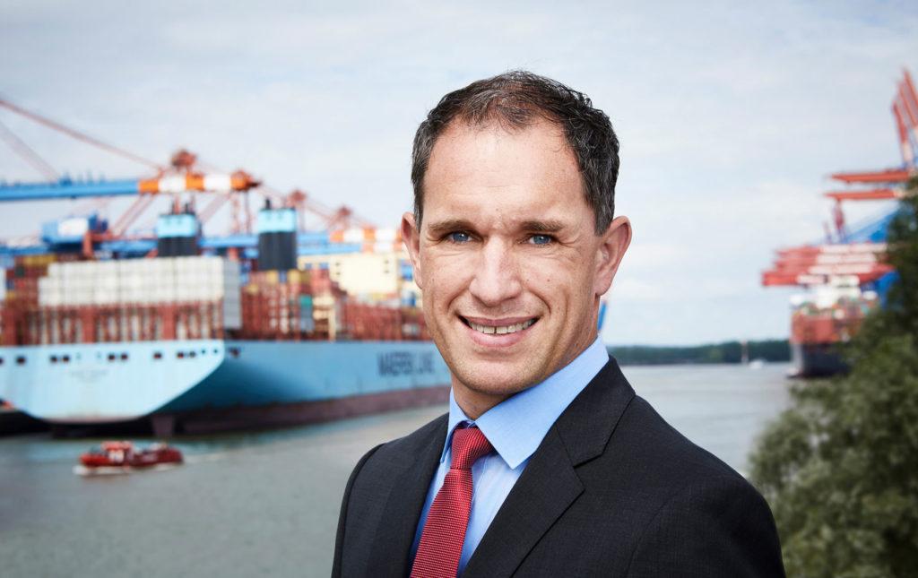 Mitarbeiterportrait maritim Hamburg Hafen