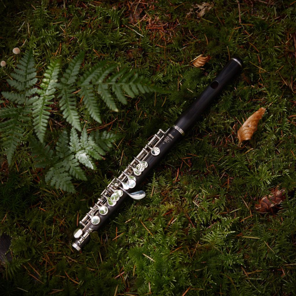 Social Media Fotografie Yamaha Instrumente I Piccoloflöte