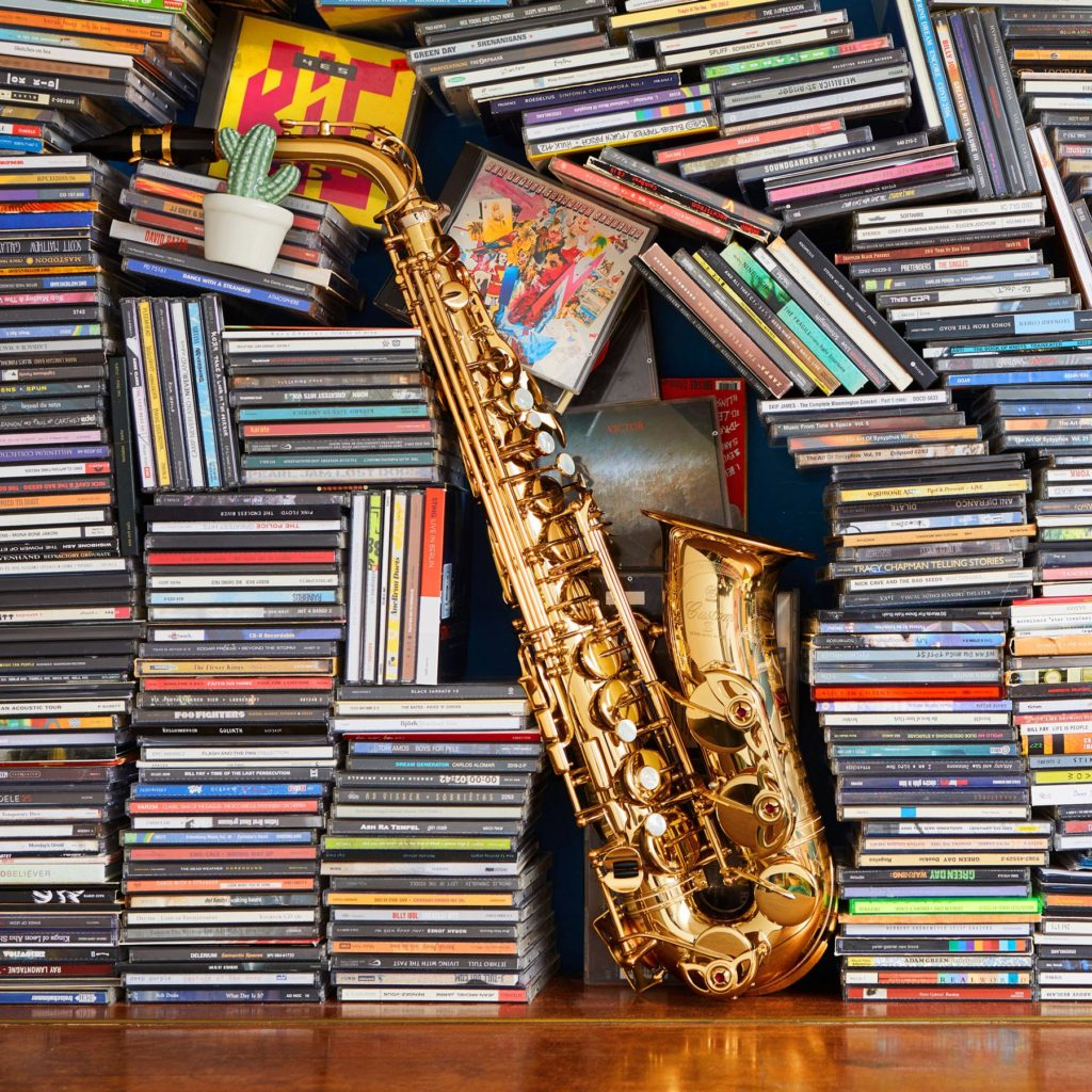 Social Media Fotografie Yamaha Instrumente I Saxophon I
