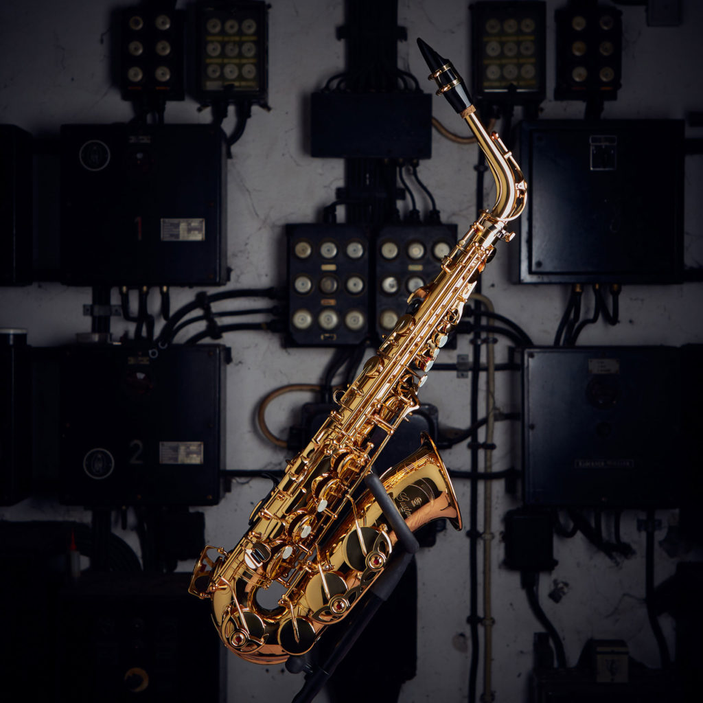 Social Media Fotografie Yamaha Instrumente I Saxophon III
