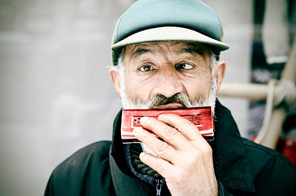Street Portrait Lorenzo