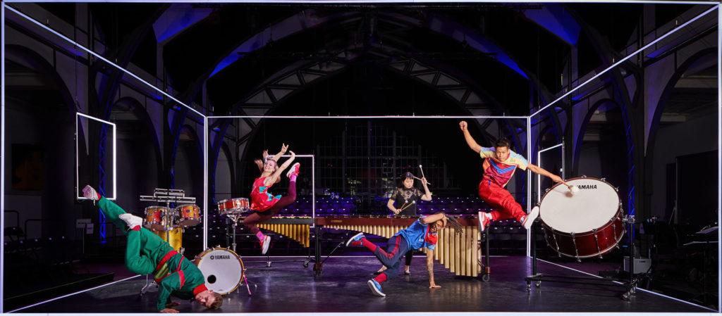 Yamaha Flying Steps Kampagne Kooperation Tanz II