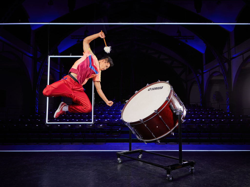 Yamaha Flying Steps Kampagne Kooperation Tanz III