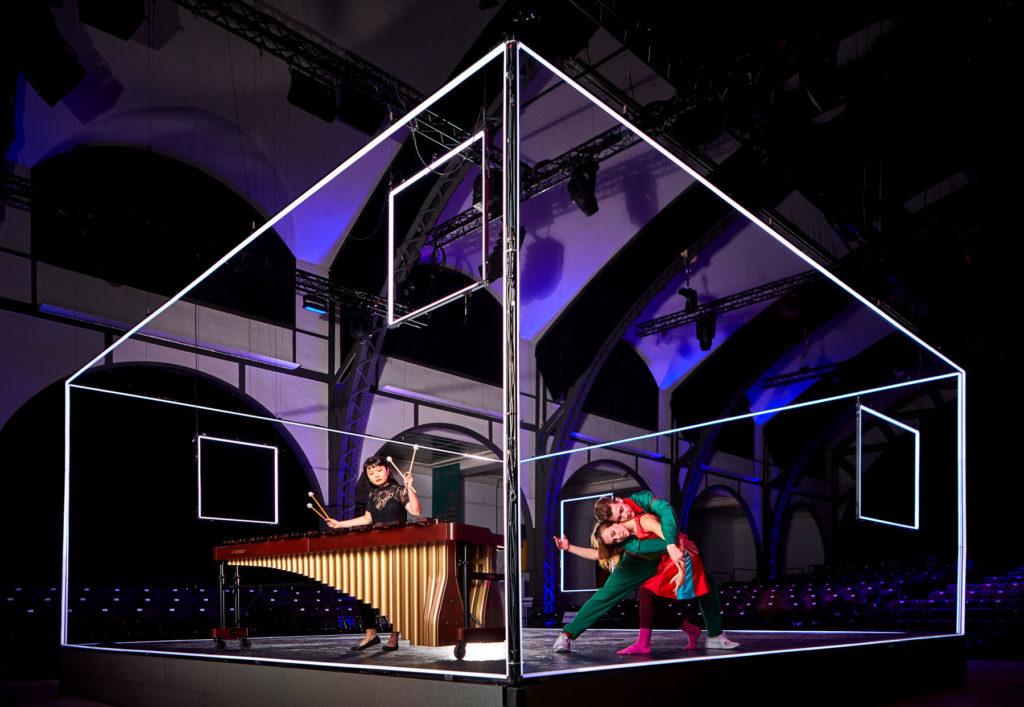 Yamaha Flying Steps Kampagne Kooperation Tanz V
