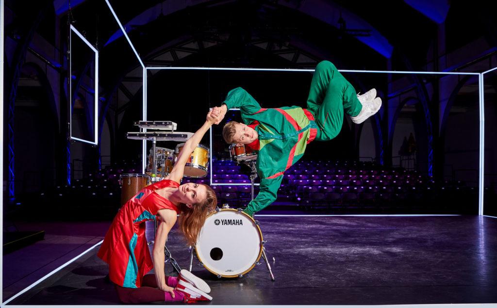Yamaha Flying Steps Kampagne Kooperation Tanz VI