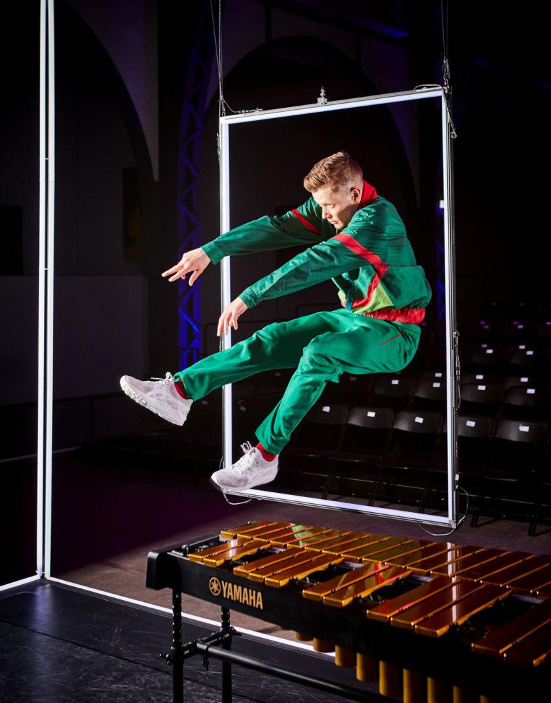 Yamaha Flying Steps Kampagne Kooperation Tanz VII