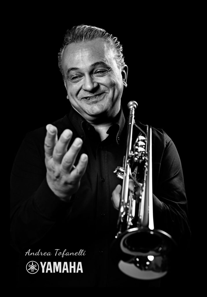 Yamaha Music Portrait Tromepeter Andrea Tofanelli
