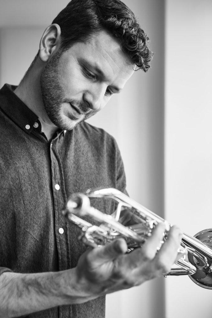 Yamaha Musiker Christoph Moschberger Trompete