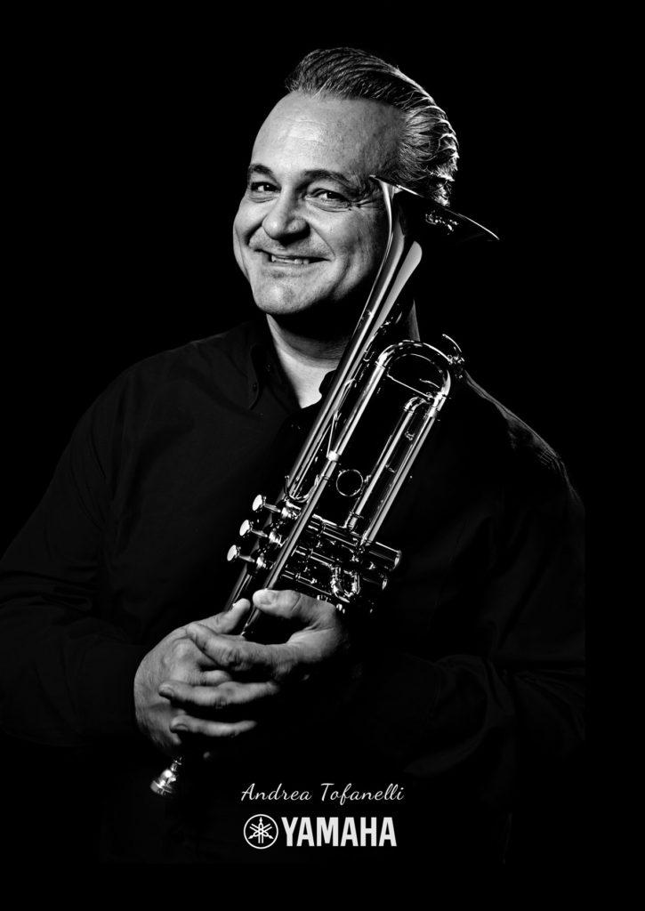 Yamaha Portrait Trompeter Andrea Tofanelli II