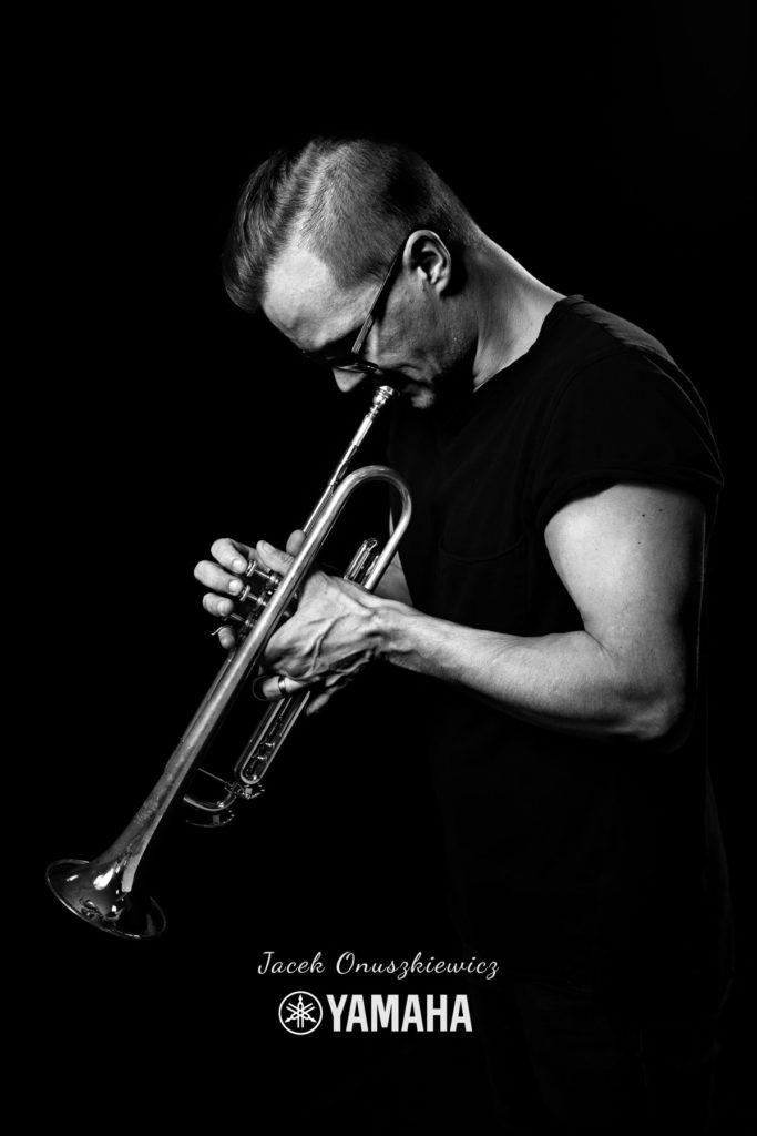Yamaha Portrait Trompeter Jacek Onuszkiewicz