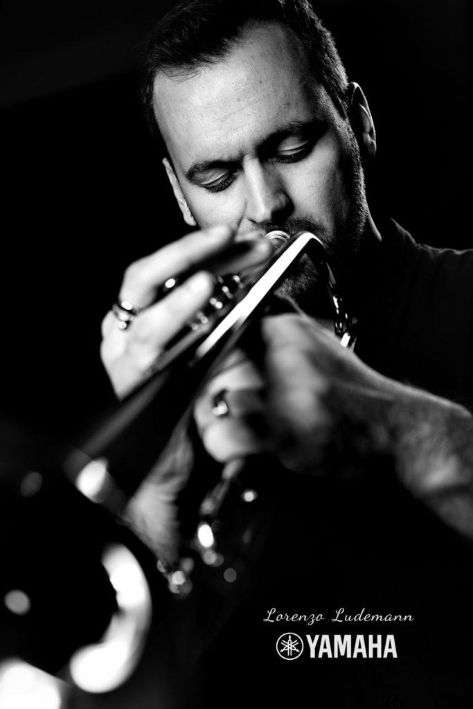 Yamaha Portrait Trompeter Lorenzo Ludemann I