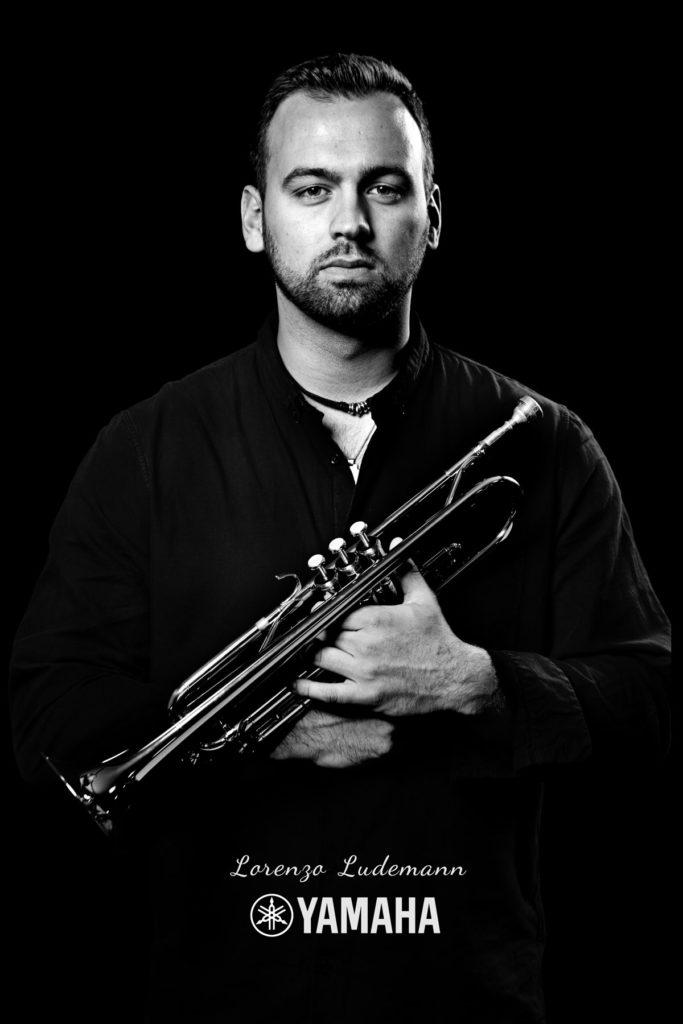 Yamaha Portrait Trompeter Lorenzo Ludemann II