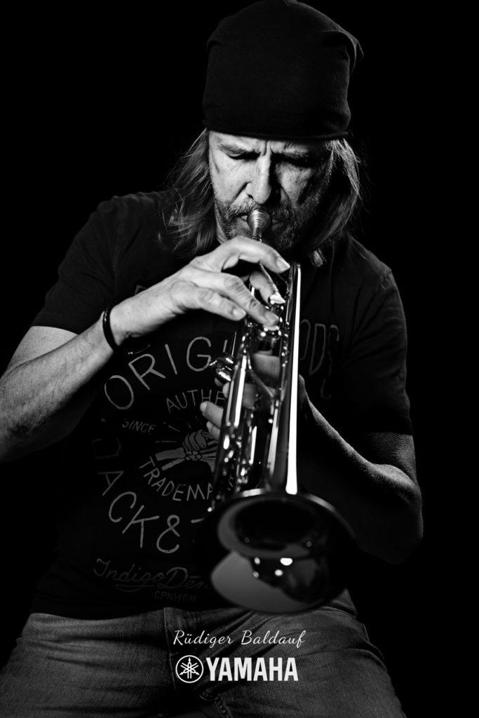 Yamaha Portrait Trompeter Ruediger Baldauf I