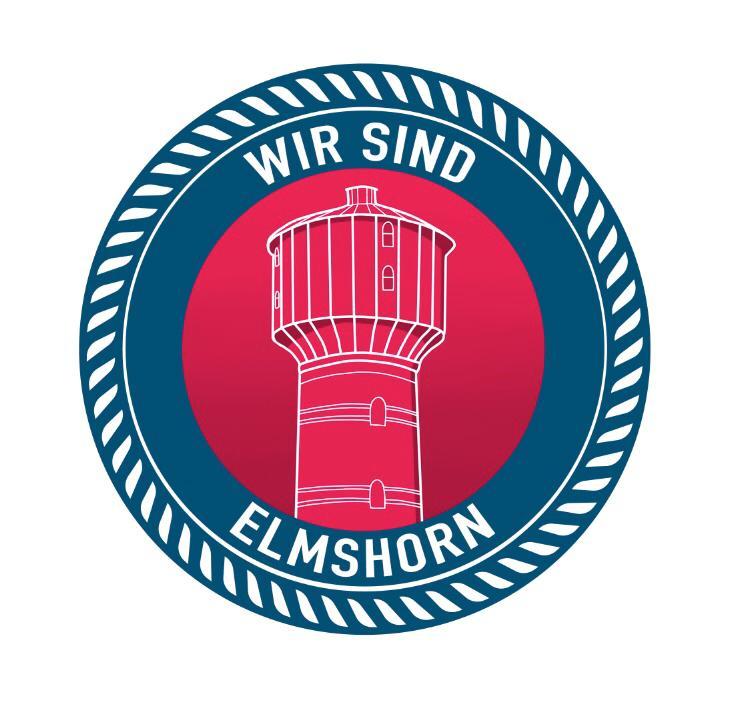 Wir sind Elmshorn Logo