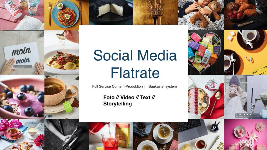 Social Media Flat