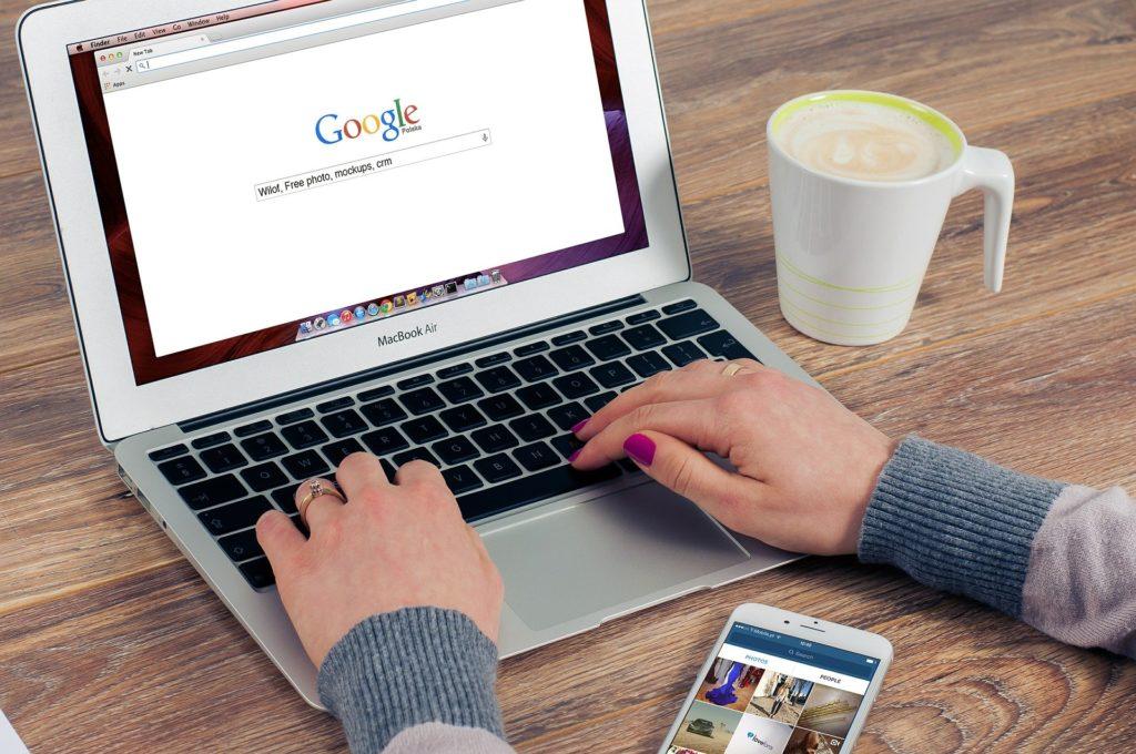 Google Ads Anzeigenschaltung