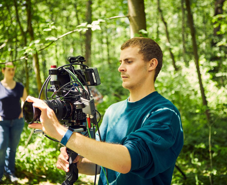 Ausbildung in Elmshorn: Aldan Rohlfs wird Werbefotograf
