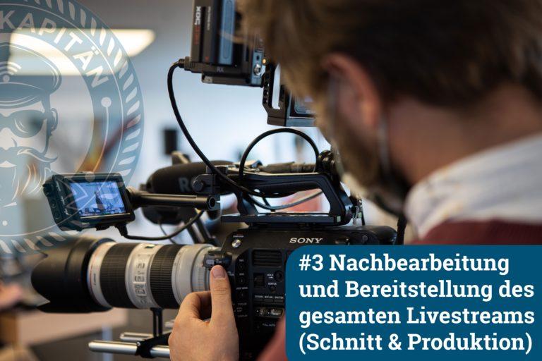 Livestream Anbieter Medienkapitän