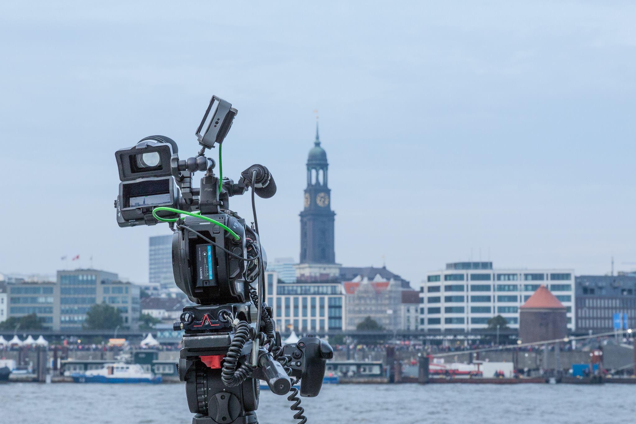 Medienkapitän Hamburg
