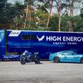 High Energy Drink Medienkapitätn