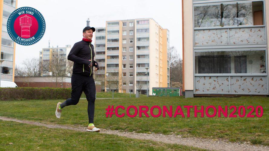 Halbmarathon coroanthon Jan Dersch Medienkapitän