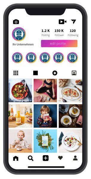 Social Media Flatrate - Modul 1 Produktfotos