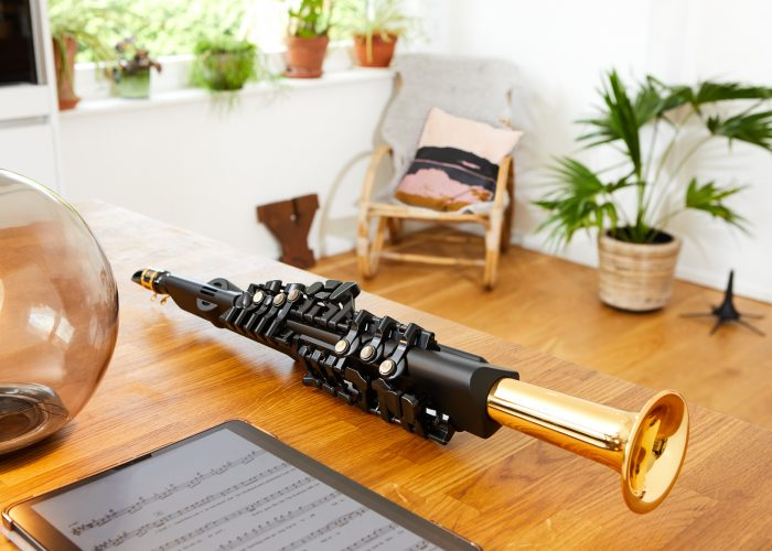 Yamaha Music YDS 150 Digital Saxophon